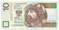 Billete de Polonia 10 Zlotych 2012 Miecislao I - Numisfila