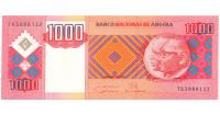 Billete Angola 1.000 Kwanzas 2011 - Numisfila