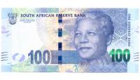 Billete Sudafrica Conmemorativo 100 Rand 2018 Bufalo - Numisfila