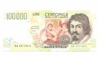 Billete Italia 100.000 Lire 1994 - Numisfila