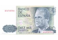 Billete España 10.000 Pesetas 1985 - Numisfila