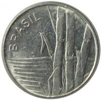 Moneda Brasil 1 Cruzeiro 1979-1984 - Numisfila