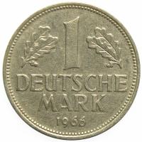 Moneda de Alemania Federal 1 Marco 1970–1993 - Numisfila