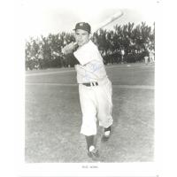 Foto Autografiada Yogi Berra Yankees Nueva York Precertificada - Numisfila