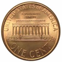 """Moneda Estados Unidos 1 Centavo 2001 """"P"""" Lincoln - Numisfila"""