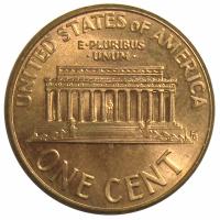"""Moneda Estados Unidos 1 Centavo 2007 """"P"""" Lincoln - Numisfila"""