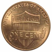 """Moneda Estados Unidos 1 Centavo 2011 """"P"""" Lincoln - Numisfila"""