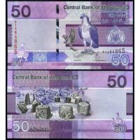 Billete Gambia 50 Dalasis de 2019 - Numisfila