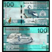 Billete Gambia 100 Dalasis de 2019 - Numisfila