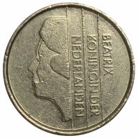 Moneda Holanda 10 Centavos 1982-2001 - Numisfila
