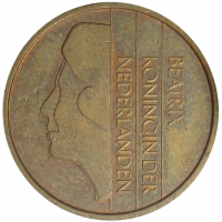 Moneda Holanda 5 Centavos 1982-2000 - Numisfila