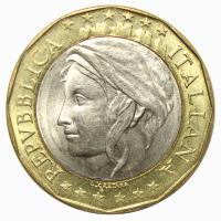 Moneda Italia 1000 Lire 1997 - Numisfila