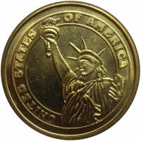 Medalla E.E.U.U. Una Nacion de Inmigrantes La Libertad - Numisfila