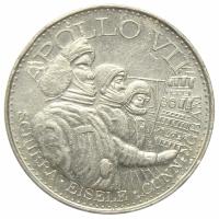 Medalla Shelltox Apollo VII Vale por Bs. 0,05 - Numisfila