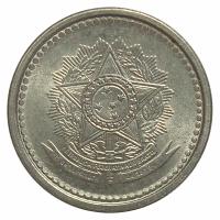 Moneda Brasil 10 Centavos 1986-1988 - Numisfila