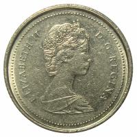 Moneda Canada 10 Centavos 1979-89 - Numisfila