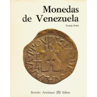 OFERTA Libro Monedas de Venezuela Tomás Stohr 1980 - Numisfila