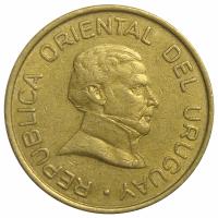 Moneda Uruguay 2 Pesos Uruguayos 1994 - Numisfila