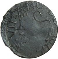 Moneda Provincia de Guayana ½ Real 1817 - Numisfila
