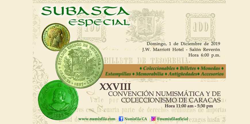 XXVIII Convencion | Numisfila