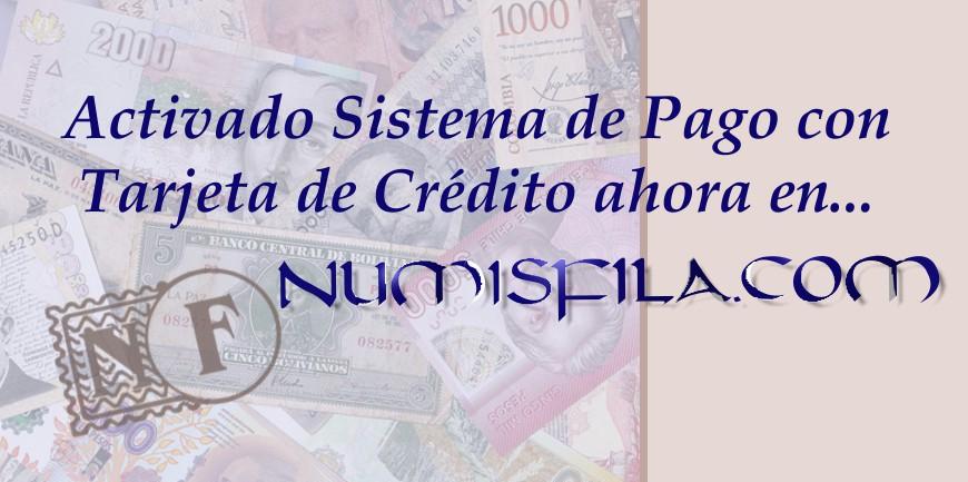 Banner TC | Numisfila